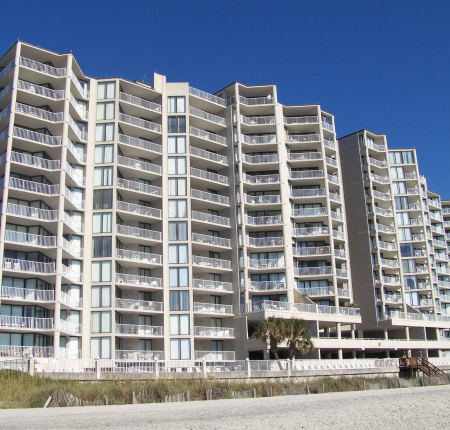 Low Winter Rental Rates on Popular Beach Vacation Rentals