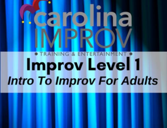 Level 1 Improv Class