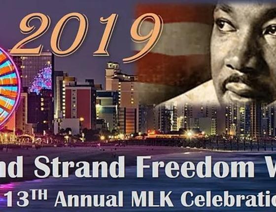 2019 Grand Strand Freedom Week and 13th Annual MLK Celebration