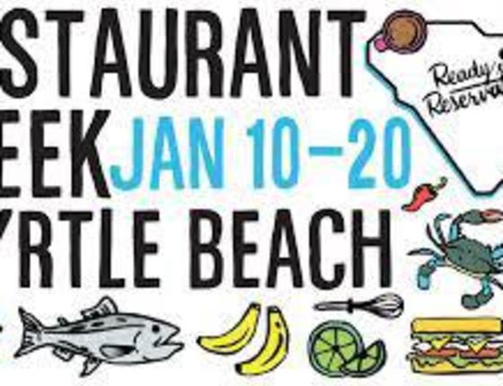 South Carolina Restaurant Week