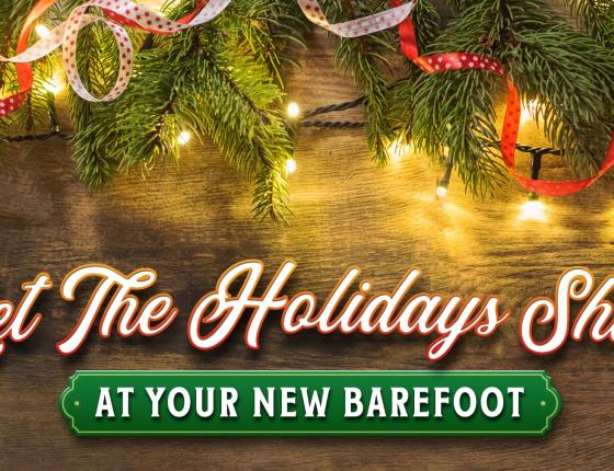 Holiday Events at Barefoot Landing