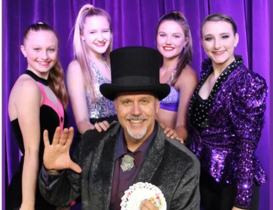 Eddie Armbrister's World of Wonder Magic and Illusion Show