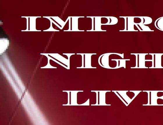 Improv Night Live (13+)
