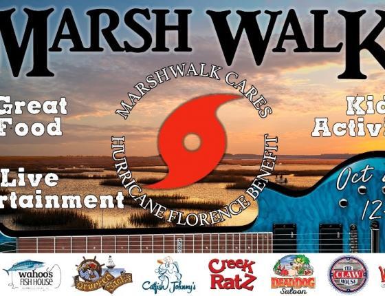 MarshWalk Cares
