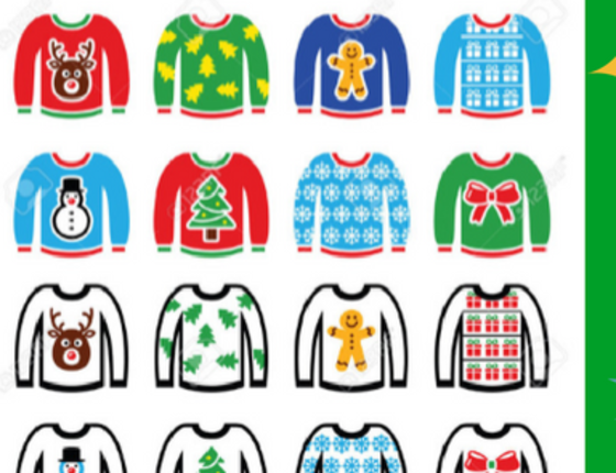 The Ugly Sweater Show (13+)