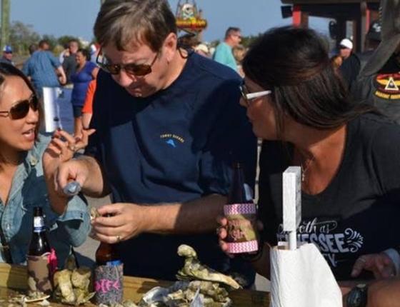 Murrells Inlet 2020 Oyster Roast