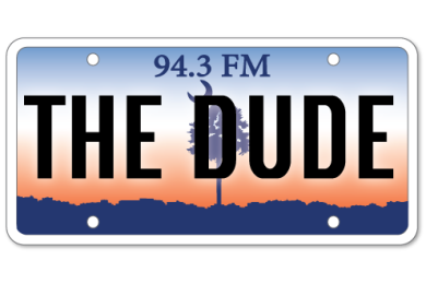 The Dude Logo