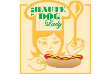 haute dog lady logo