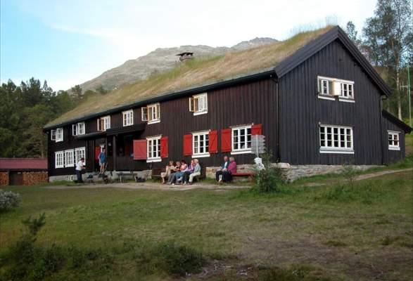 Trekanten Fjelltur I Trollheimen