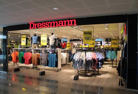 dressmann stavanger