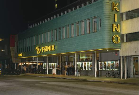 Kristiansand Kino Program