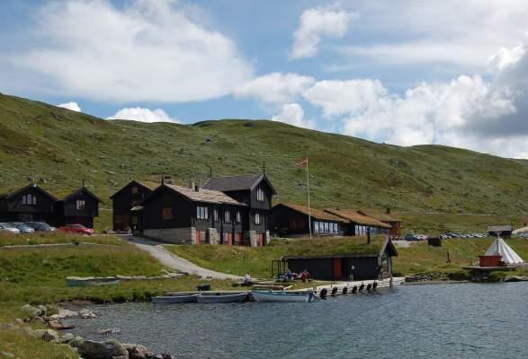 Haukeliseter fjellstue - mountain lodge