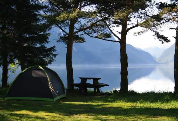 Camping randki