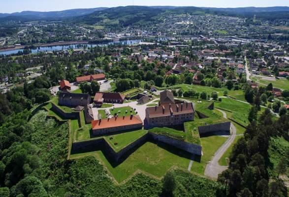 Kongsvinger Festning | Buildings & Monuments | Kongsvinger | Norway
