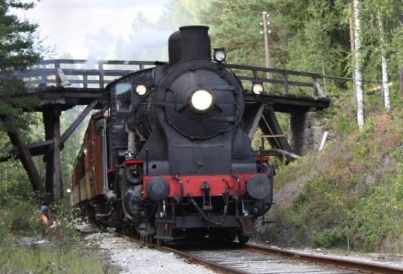 Kroderbanen - Norways longest museum-railway