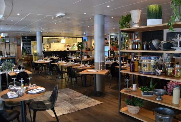 luxus interieur design idee sennhutte im gebirge, trinken sie sich durch norwegen – visit norway, Design ideen