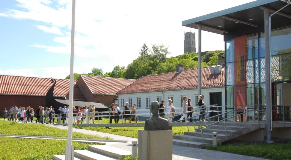 The Slottsfjells Museum