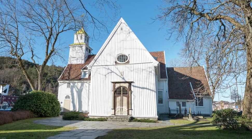 907649b3 Egersund kirke