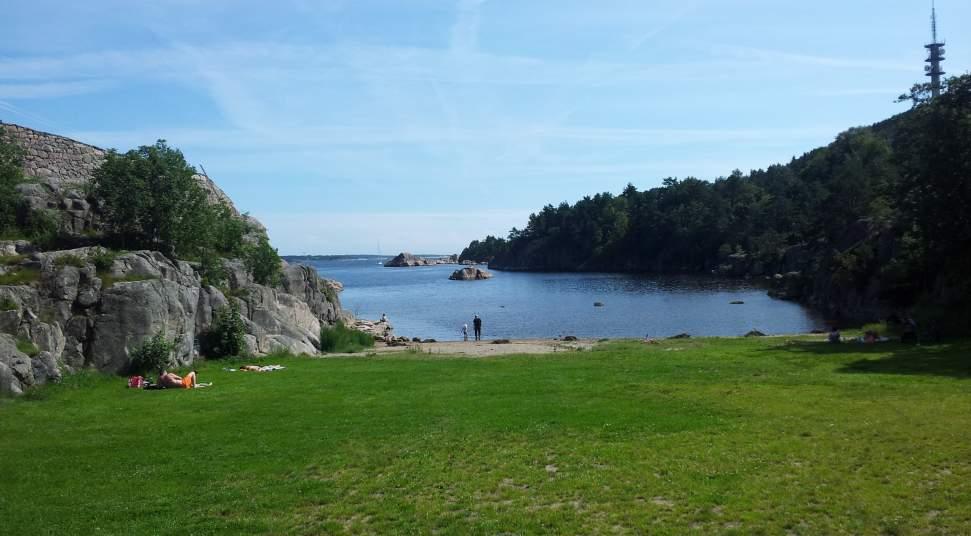 Camping Parkplatz In Kristiansand