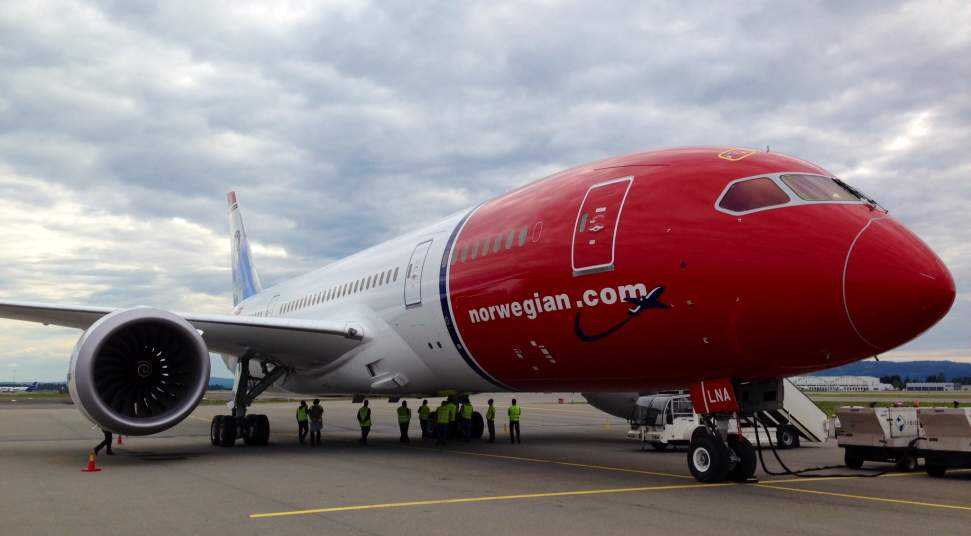 Image result for norwegian air shuttle