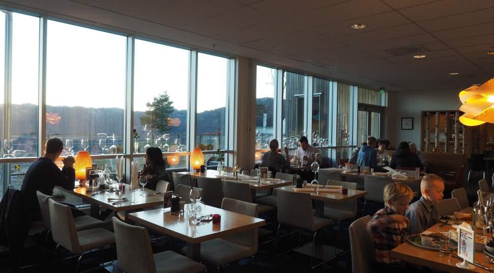 e60d645c Utsikten Hotell Kvinesdal Restaurant