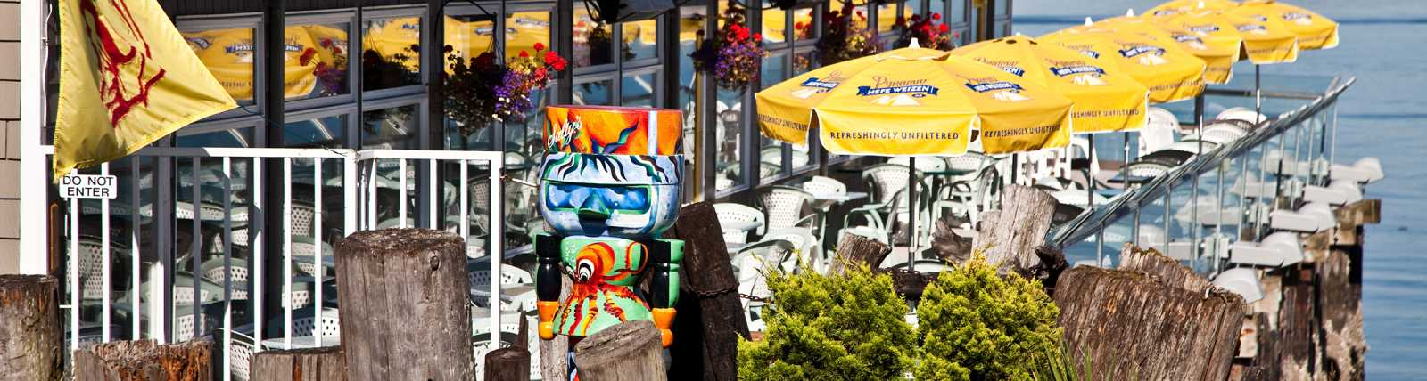 Redondo Deck with Umbrellas by Ilya Moshenskiy (ilyaphoto.com)