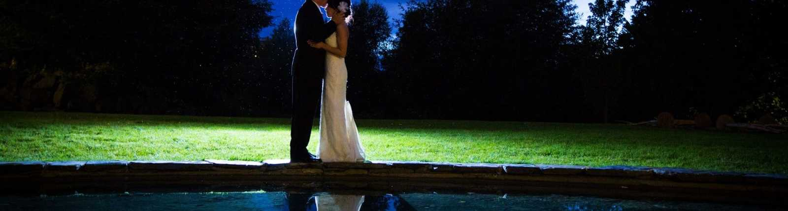 Moonlit Wedding