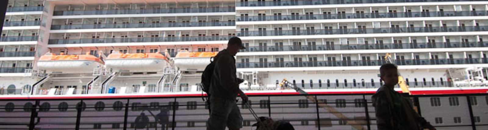 Smith Cove Cruise Terminal - Pier 91