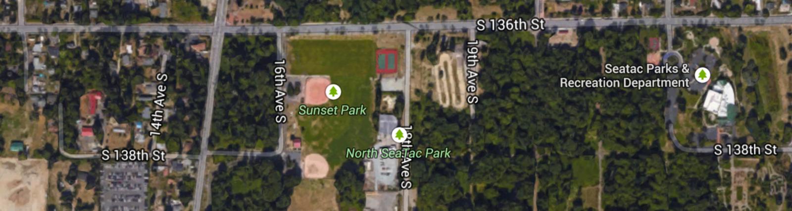 North SeaTac Park