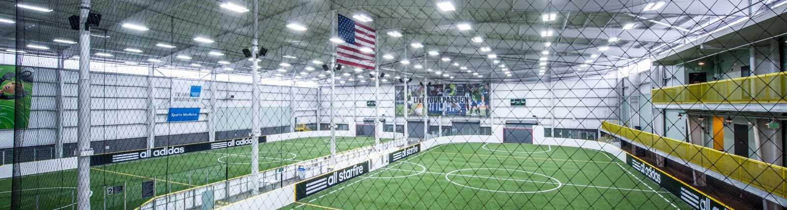 Athletic Center - Inside