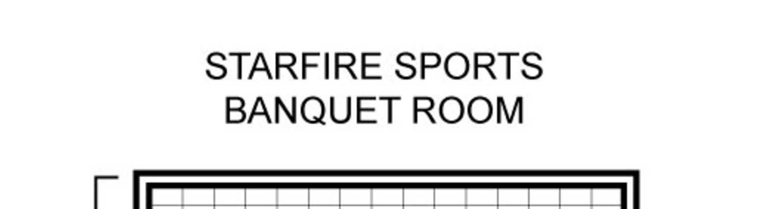 Banquet Room Floor Plan