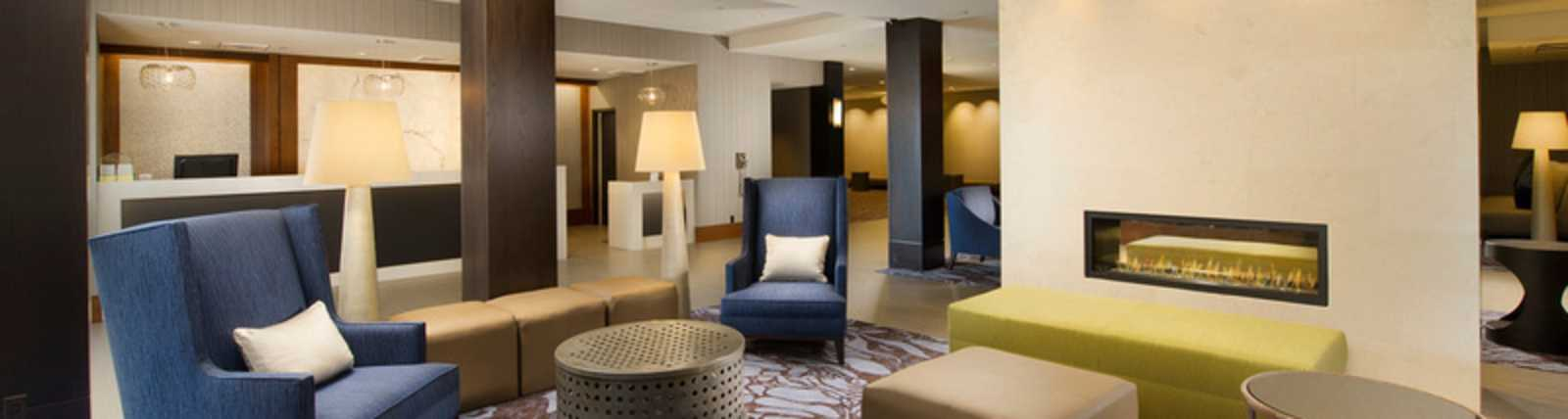 Lobby & Lounge Space