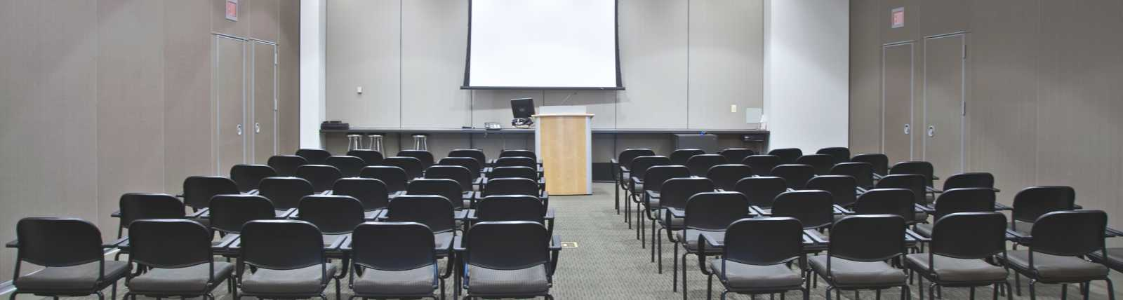 London Conference Room- Theater Style seating for 60