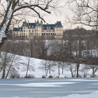 Winter at Biltmore