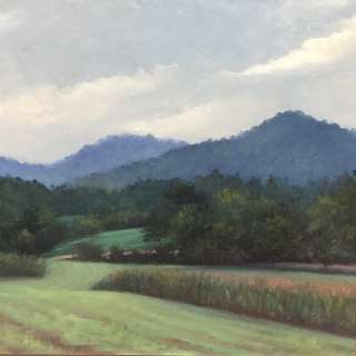 Celebrate and Paint The Landscape: A Two Day Workshop in Oil Painting with Susan Meyer Sinyai