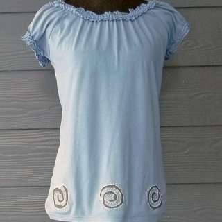 Arts & Crafts Workshop: Upcycled T-Shirt: Alabama Chanin Style