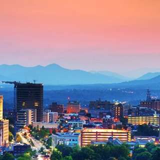 Stay in the Heart of Asheville for a SUPER deal in January!