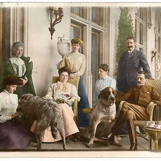 A Vanderbilt House Party: The Gilded Age