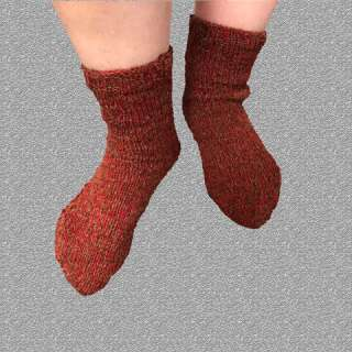 Arts & Crafts Workshop: 2-Needle Knit Socks