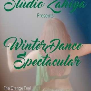 Studio Zahiya Winter Spectacular Dance Show