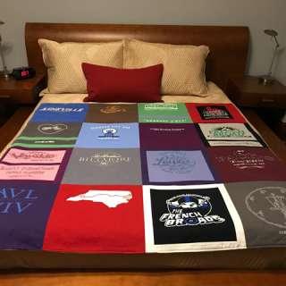 Arts & Crafts Workshop: T-Shirt Quilt