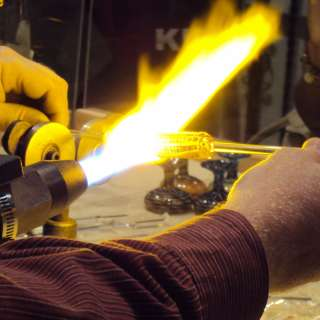 Live Holiday Glassblowing Demo - Sunday