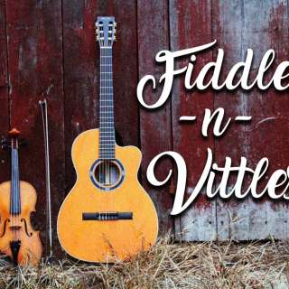 Crest Mountain Christmas with Fiddles -n- Vittles