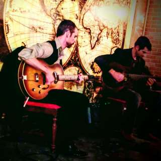 Gypsy Guitars Jazz Night at Conundrum Speakeasy
