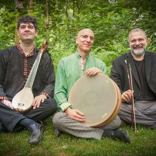 Free Planet Radio:  Album Release Concert and Sound Meditation