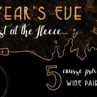 New Year's Eve Feast at the Golden Fleece