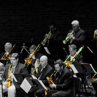 Greenville Jazz Collective Big Band