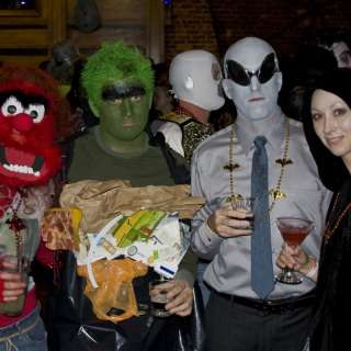 Pack's Annual Halloween Bash