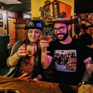 Bier Noir - Theatrical Beer Tasting In The Dark!