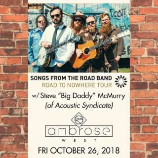 """Songs From The Road Band ft. Steve """"Big Daddy"""" McMurry - [bluegrass / americana]"""